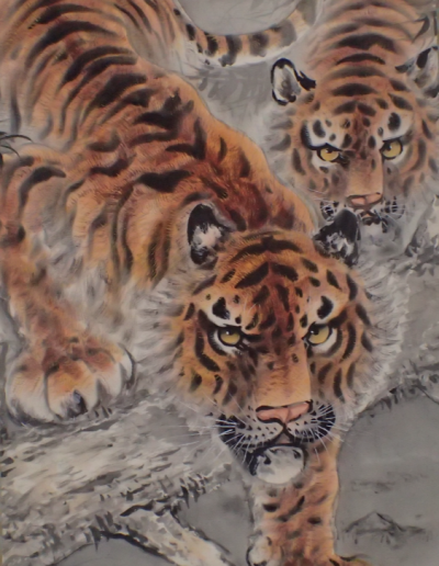 two tiger scroll 2