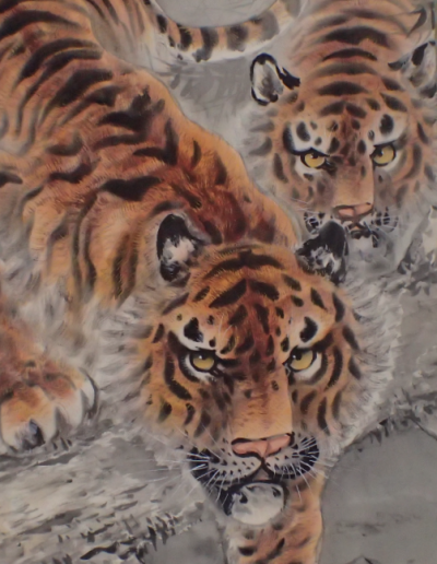 two tiger scroll 3